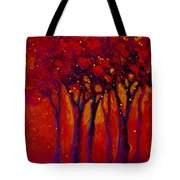 Abstract Landscape 2 Tote Bag
