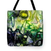 Abstract Landscape IIi Tote Bag