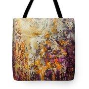 abstract landscape VI Tote Bag
