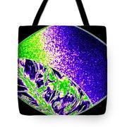 Abstract Leaf Design 3 Tote Bag