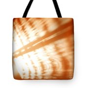 Abstract Light Rays Tote Bag