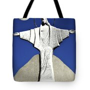 Abstract Lutheran Cross 5 Tote Bag