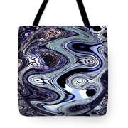 Abstract Marble Tote Bag