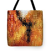 Abstract Modern Art - Pieces 8 - Sharon Cummings Tote Bag