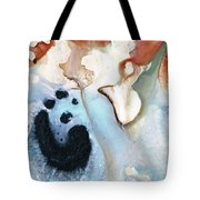Abstract Modern Art - The Vessel - Sharon Cummings Tote Bag