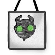 Abstract Monster Cut-out Series - Ferko Tote Bag
