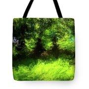 Abstract Nature 834 Tote Bag