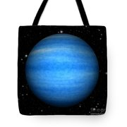 Abstract Neptune Tote Bag