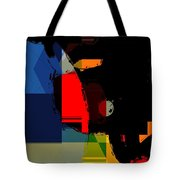 Abstract Night Tote Bag