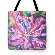 Abstract Nr 51 Tote Bag