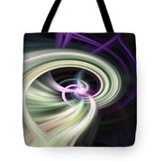 Abstract Number 13 Tote Bag