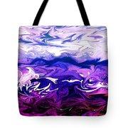 Abstract Ocean Fantasy One Tote Bag
