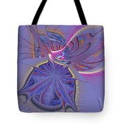 Abstract Of Cells Tote Bag
