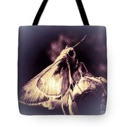 Abstract Of Skipper Butterfly Tote Bag