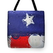 Abstract Stars And Stripes Tote Bag