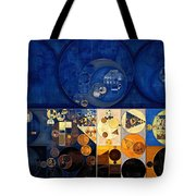 Abstract Painting - Apache Tote Bag