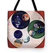 Abstract Painting - Bizarre Tote Bag