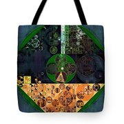 Abstract Painting - Cello Tote Bag