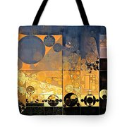 Abstract Painting - Davy Grey Tote Bag