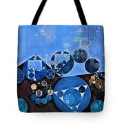 Abstract Painting - Endeavour Tote Bag