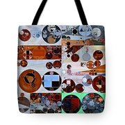 Abstract Painting - Heather Tote Bag