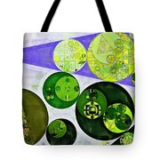Abstract Painting - June Bud Tote Bag