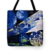 Abstract Painting - Lavender Gray Tote Bag