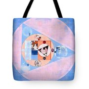 Abstract Painting - Loulou Tote Bag