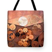 Abstract Painting - Paarl Tote Bag