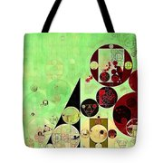 Abstract Painting - Reef Tote Bag