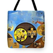 Abstract Painting - Rob Roy Tote Bag