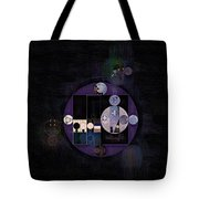 Abstract Painting - Rose Quartz Tote Bag