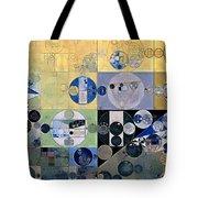 Abstract Painting - Sisal Tote Bag