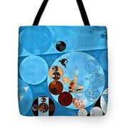 Abstract Painting - Spray Tote Bag