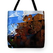Abstract Painting - Spring 2015 Tote Bag