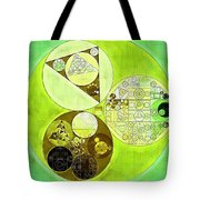Abstract Painting - Sulu Tote Bag