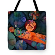 Abstract Painting - Tango Tote Bag