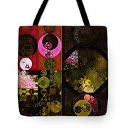 Abstract Painting - Tonys Pink Tote Bag