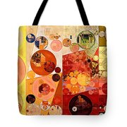 Abstract Painting - West Side Tote Bag