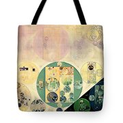 Abstract Painting - Xanadu Tote Bag