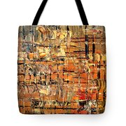 Abstract Part By Rafi Talby Tote Bag