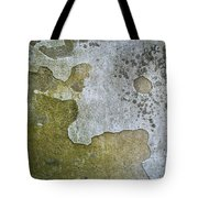 Abstract Pattern On The Wall Tote Bag