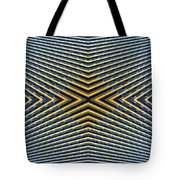 Abstract Photomontage Mid Continental Plaza N132p1 Dsc5528 Tote Bag
