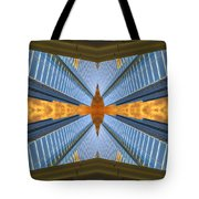 Abstract Photomontage N131v1 Dsc0965  Tote Bag