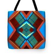Abstract Photomontage No 3 Tote Bag