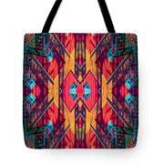 Abstract Photomontage No 5 Tote Bag