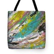 Abstract Piano 1 Tote Bag