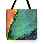 Abstract Piano 4 Tote Bag