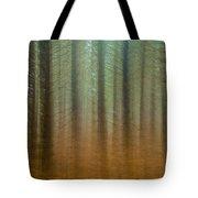 Abstract Pines Tote Bag