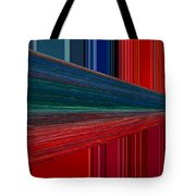 Abstract Pipeline Tote Bag